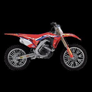 Kit Adesivi Completi di tabelle Portanumero replica 114 Motosport 2020
