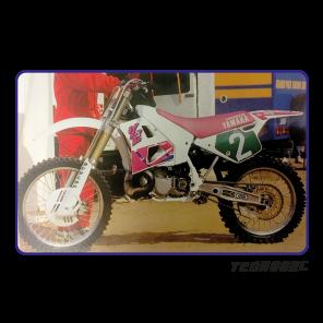 Copertina Sella Replica OEM 1992 Yamaha