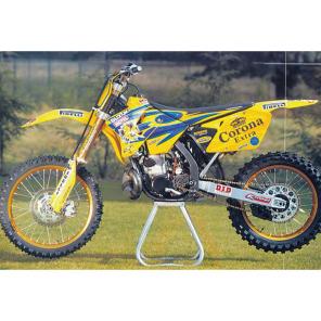 Copertina Sella Replica Team 2001 Suzuki