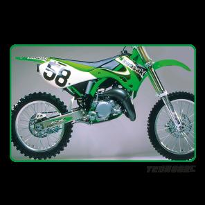 Copertina Sella Replica OEM 1998 Kawasaki