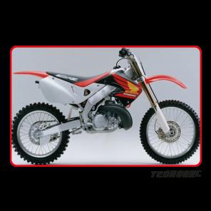 Kit Adesivi Replica OEM Honda 1998 HONDA