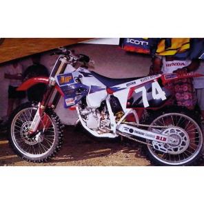 Kit Adesivi Replica Team Honda Maddii 1995 HONDA