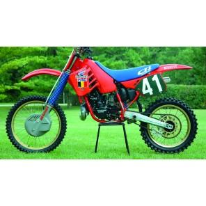 Kit Adesivi Replica Team Honda 1987 HONDA