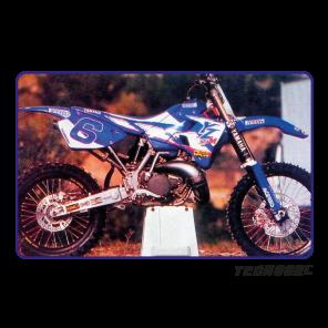 Kit Adesivi Replica Team Yamaha 1998 YAMAHA