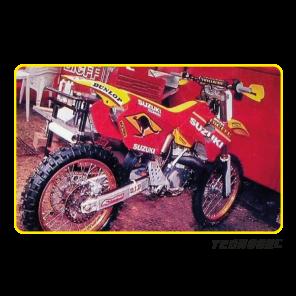 Kit Adesivi Replica Team Suzuki 1998 SUZUKI