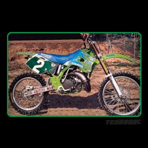 Kit Adesivi Replica Team Kawasaki 1994 KAWASAKI