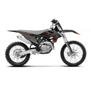 Kit Adesivi Mat Black KTM