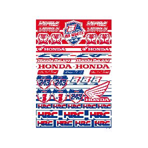 Kit adesivi loghi sponsor Replica Gariboldi 2017