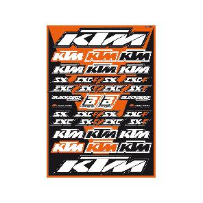 Kit Adesivi Universali KTM