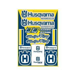 Kit Adesivi Universali HUSQVARNA