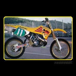 Kit Completo Replica Team Suzuki 1993 SUZUKI
