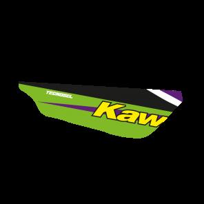 Kit Completo Replica Team Kawasaki 1998 KAWASAKI
