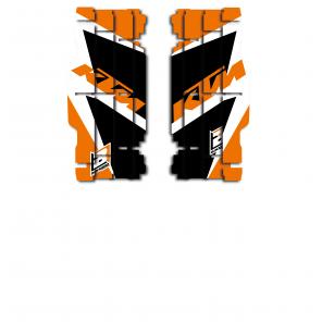 Adesivi Feritoie Radiatore Dream 4 KTM